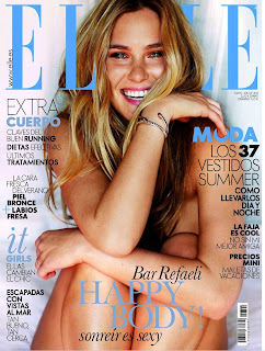 Bar Refaeli Photoshoot, Elle Magazine Photoshoot