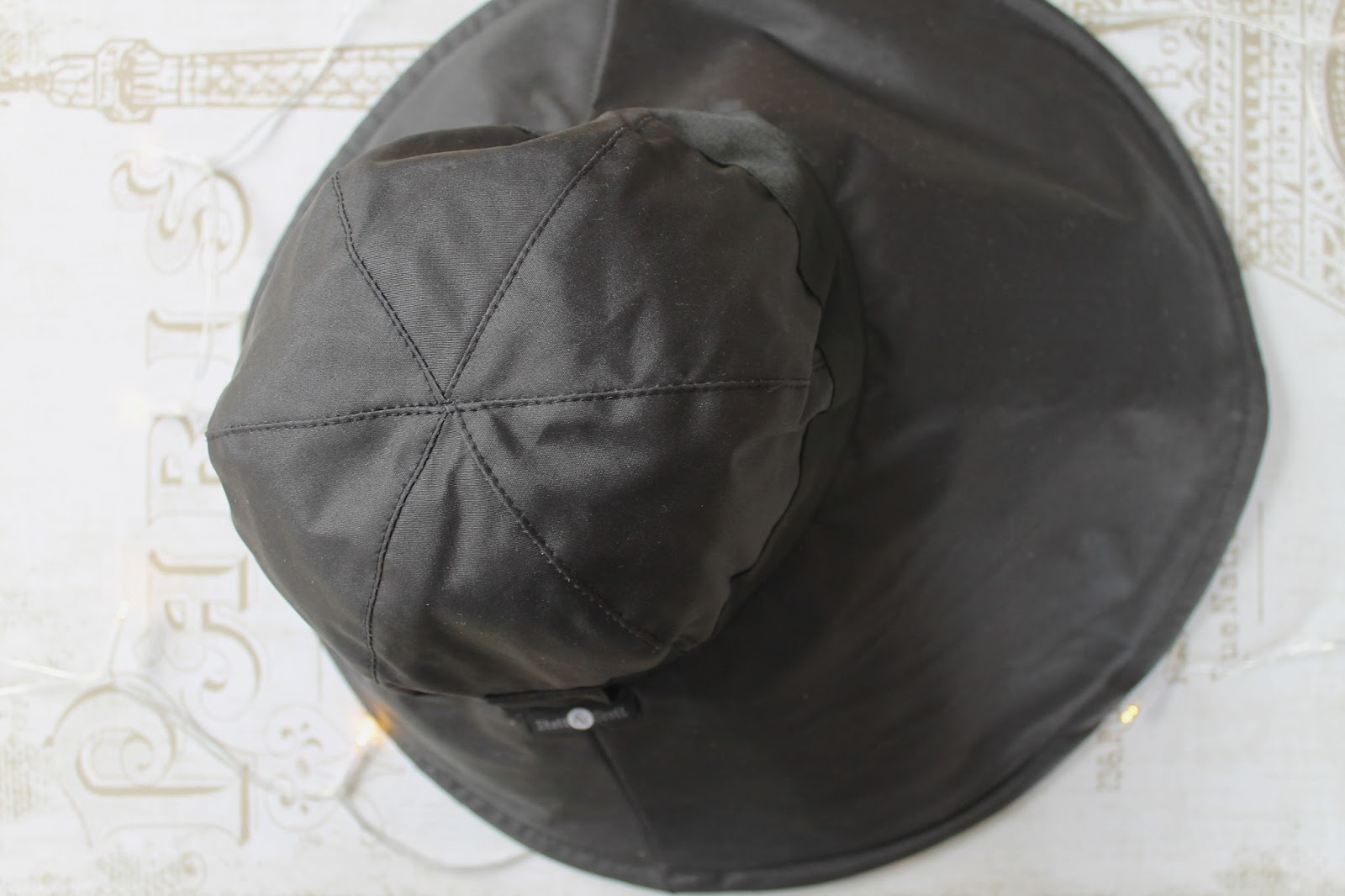 stott & scott floppy 'wester hat blog review