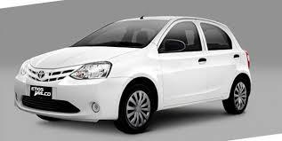 Toyota etios warna putih