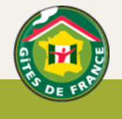 Gite de France en Vaucluse