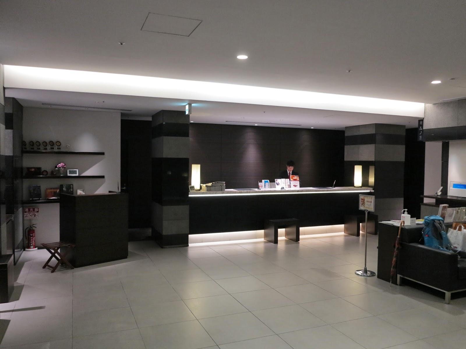 Richmond Hotel Kagoshima Tenmonkan Lobby