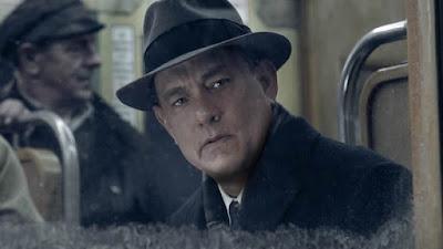 """""""El puente de los espías"""", Donovan (Tom Hanks)"""