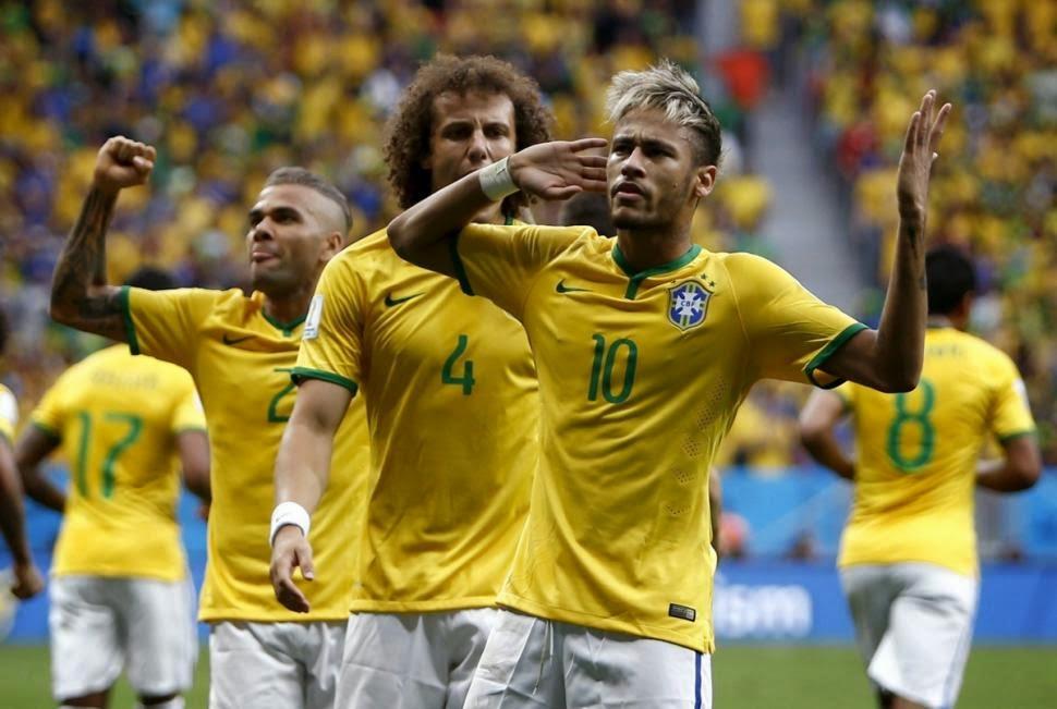 Brésil 4-1 Cameroun