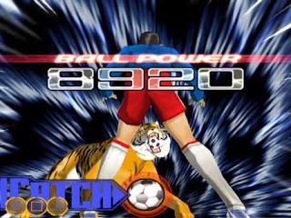 Cheat Tendangan Hyper / Hyper Shoot : Captain Tsubasa PS2