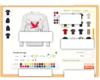 Choose the best online t shirt designer software for your for T shirt design software for website