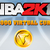Free 2000 VC - NBA 2K14 Locker Code (PS4 & Xbox One)