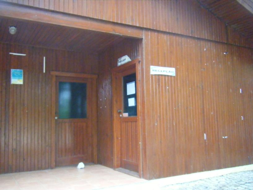 recepção Parque Campismo