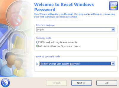 Passcape Reset Windows Password 5.1.3.559 Terbaru