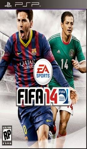 www.juegosparaplaystation.com FIFA 14 Psp Ntsc Iso