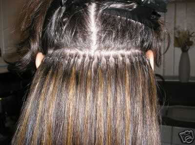 Hot stuff beauty blog hair extension application methods shrinkies shrink tube application pmusecretfo Choice Image