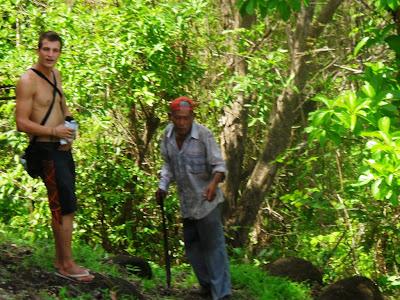 environmental volunteering in Nicaragua