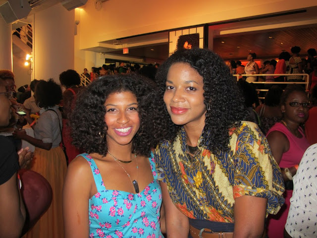 shanti, around the way curls, natural hair, curly nikki meet up