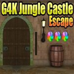 Games4King Jungle Castle Escape 2
