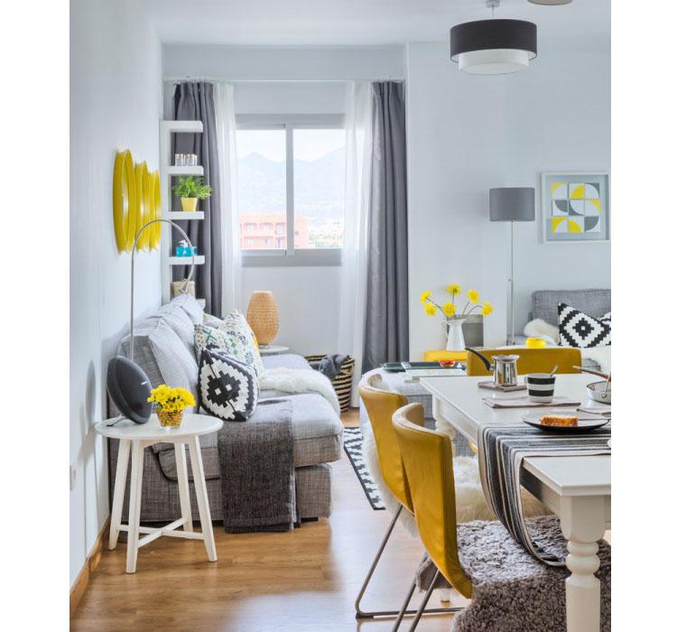 Ispirazione a malaga arredamento facile for Ikea cuscini arredo