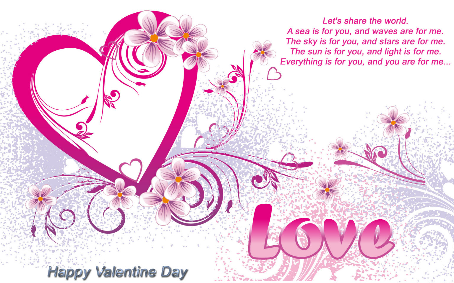 Happy Valentines Day 2013 Greeting Cards Free Download Free – Free Happy Valentine Cards