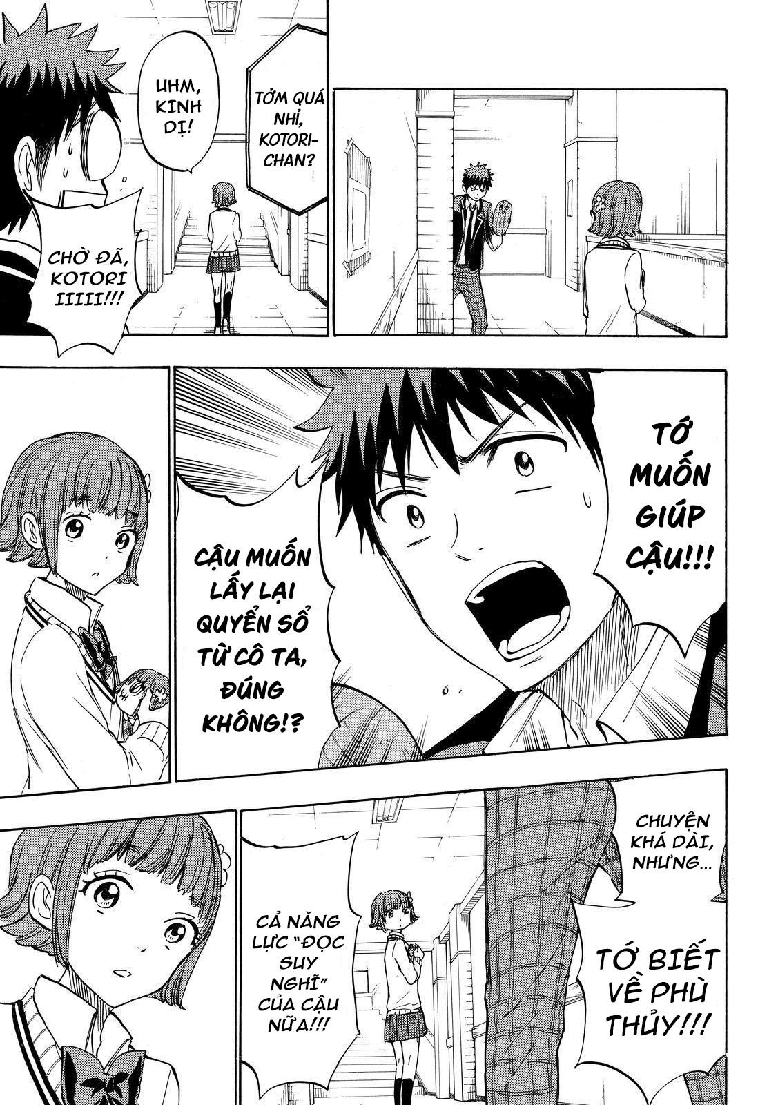 Yamada-kun to 7-nin no majo chap 176 Trang 8 - Mangak.info