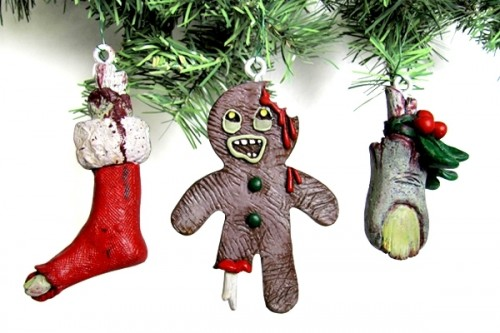 weird christmas ornaments