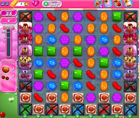 Candy Crush Saga 942