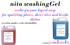 Nita Washing gel