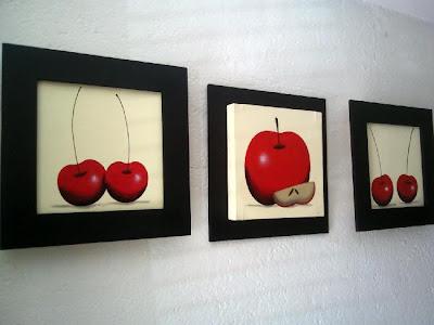 Imagenes cuadros modernos imagui - Cuadros para comedor moderno ...