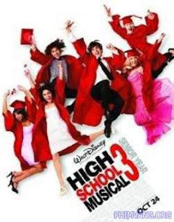 Hội Diễn Âm Nhạc 3: Lễ Tốt Nghiệp - High School Musical 3: Senior Year 2008