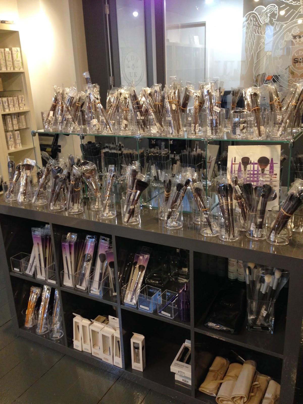 Maquillaje Profesional Londres, Reino Unido - Ben Nye, Maquillaje para siempre los productos