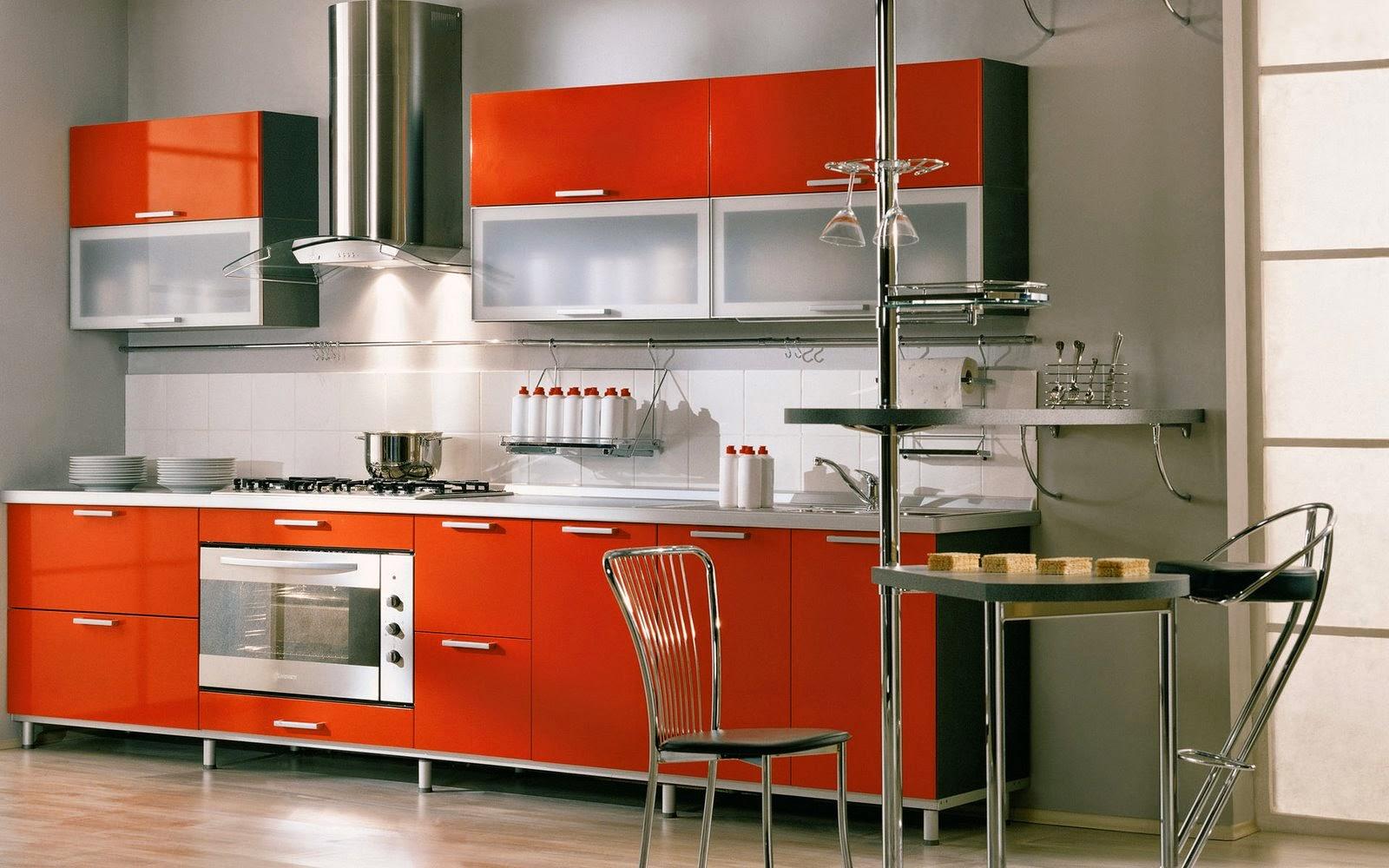 Aneka ide Desain Ruang Dapur Rumah Minimalis yang fungsional