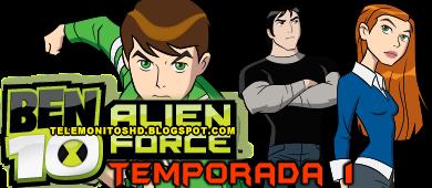 Ben 10 Alien Force: Temporada 01 [720p]
