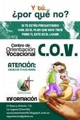 CENTRO DE ORIENTACIÓN VOCACIONAL