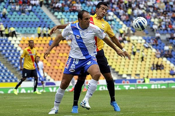 Cuauhtemoc Blanco, jugador del Puebla | Ximinia
