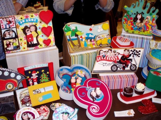 Expotarta 2012 - Las galletitas de Tita