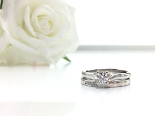 FURRERJACOT フラージャコー 婚約指輪 プラチナ 結婚指輪 シンプル キラキラ