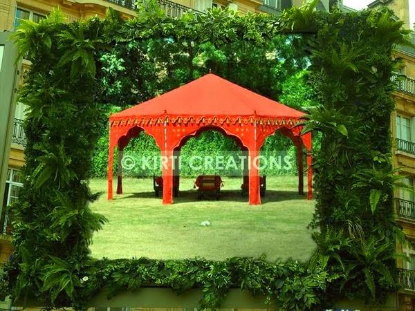Raj Garden Tent