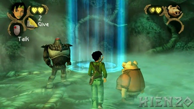 Beyond Good And Evil PC Gameplay