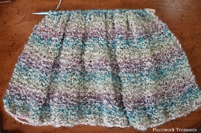 Free Knitting Pattern 70373AD Prayer Shawl : Lion Brand