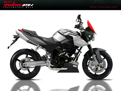 Bajaj Pulsar 300 Motorcycles