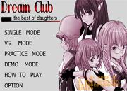 Dream Club Schoolgirl