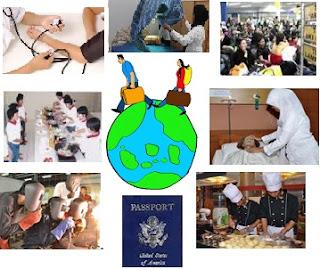 Faktor Yang Diperhatikan Sebelum Kerja Ke Luar Negeri -- Ali Syarief 0877-8195-8889 - 081320432002