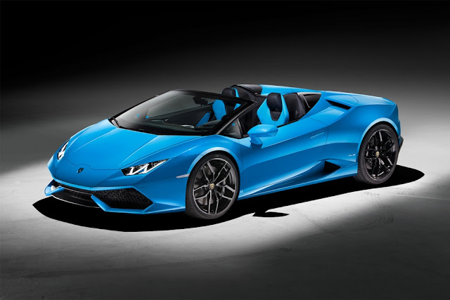 2017 Lamborghini Huracan Spyder Release Date, Review and Price