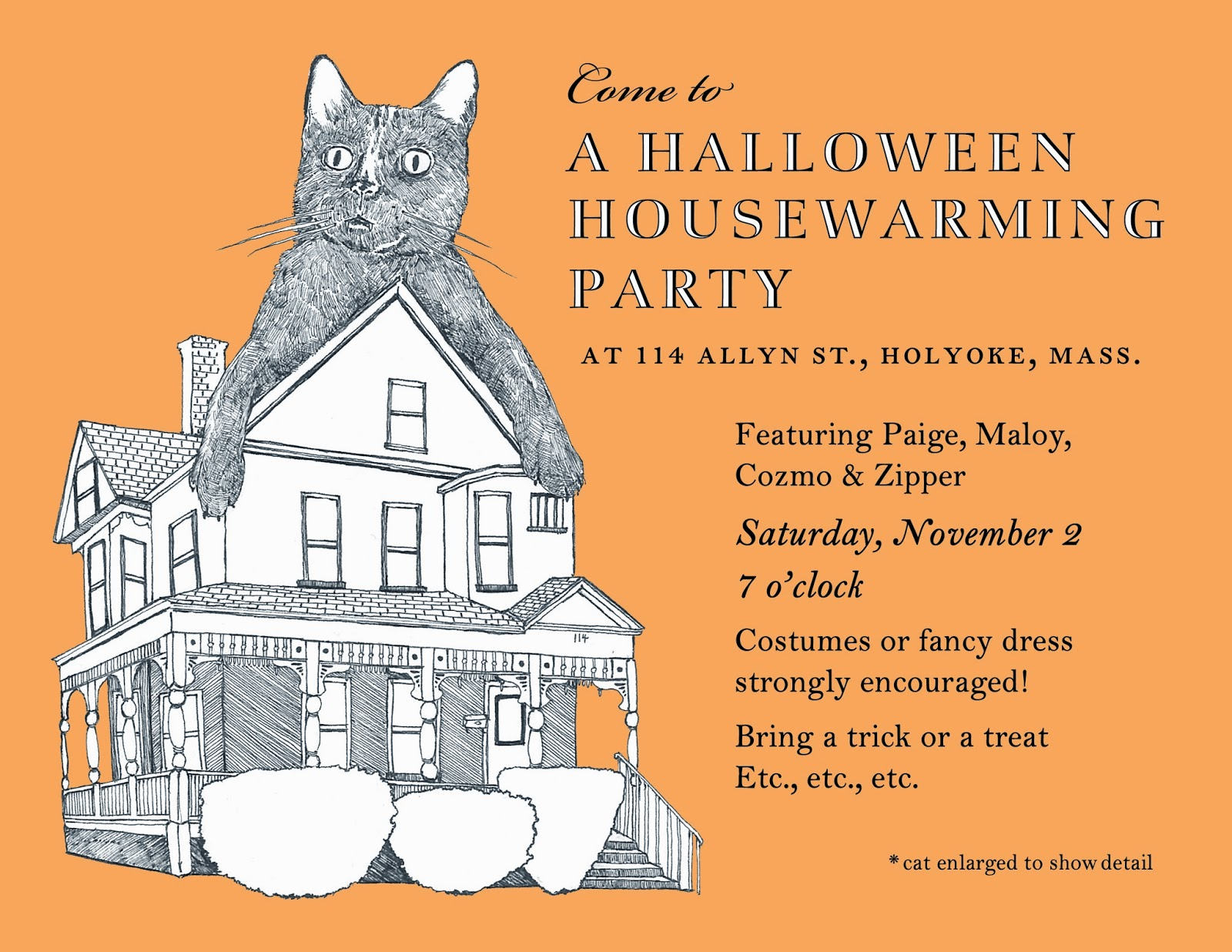remarkable halloween party invitation cards 56 in launching – Housewarming Party Invitation Wording