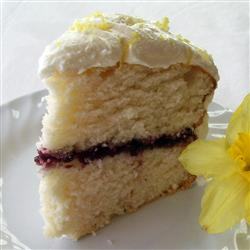 White Wedding Cake Recipe