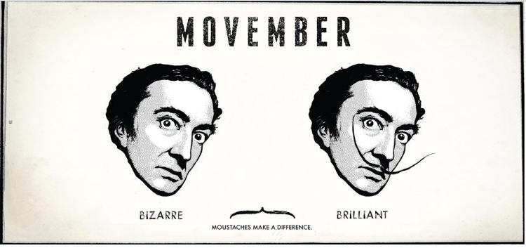 Kblog & Friends sammelt spenden für Movember