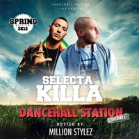 DANCEHALL STATION VOL.1