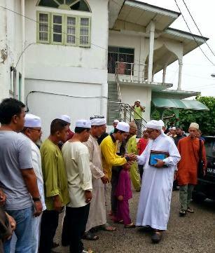 ISU SERAH NAMA Transkrip Penuh Temubual Ringkas Presiden PAS Datuk Seri Abdul Hadi