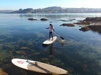 Surf, piragüismo, paddle surf
