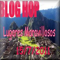 Blog Hop- Lugares Maravillosos