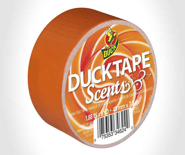 Scented Duck Tape