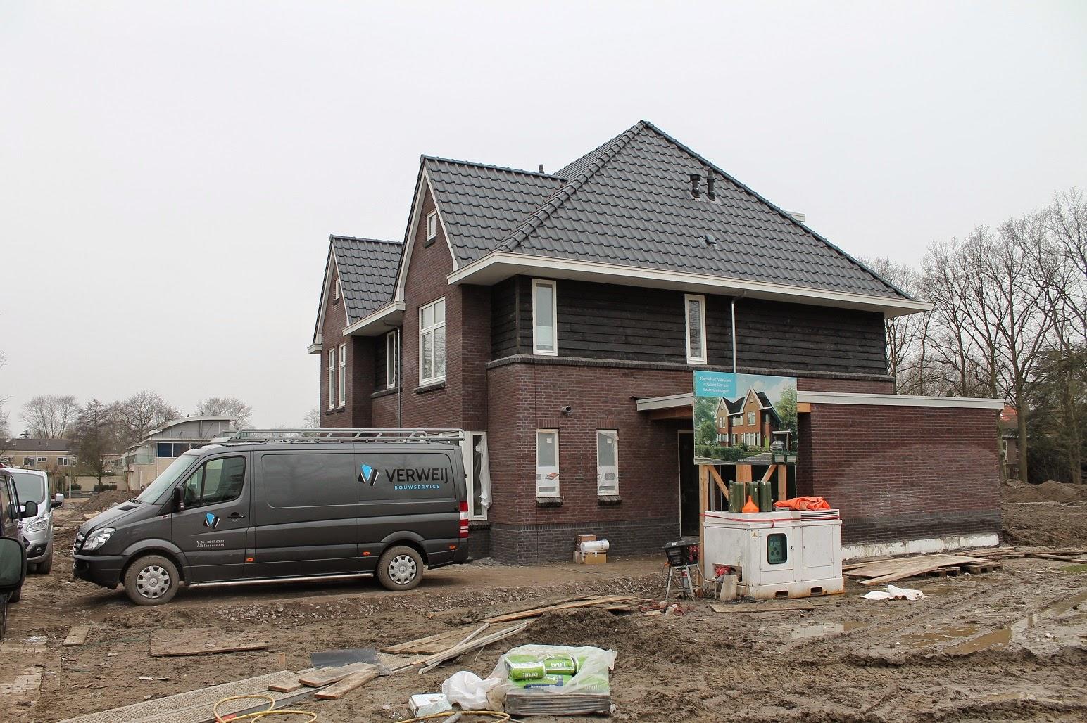 Rond Huis Bouwen : Helen marc olivia bouwen een huis nog meer grond