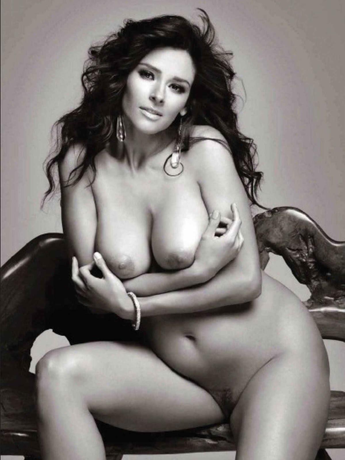 Dorismar Embarazada Desnuda En Playboy