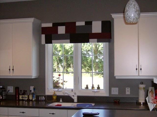 Langsir dapur afdalila abas - Modern kitchen windows ...